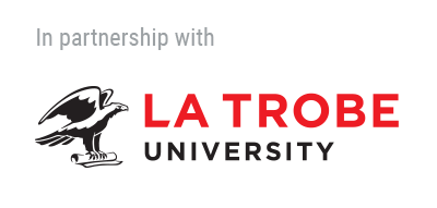 In partnership with La Trobe University