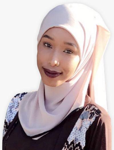 Rahma Jama - Bachelor of Human Resource Management